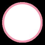 étiquette rose