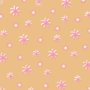 fleurs bicolores