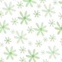 Pâques fleurs vertes