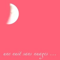 une nuit sans nuages