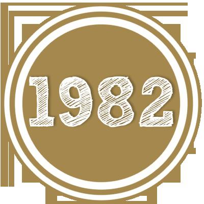 1982 brun