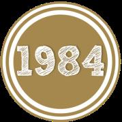 1984 brun