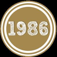 1986 brun