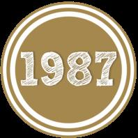 1987 brun
