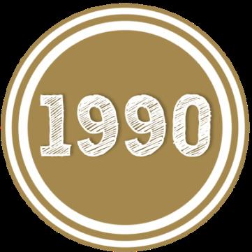1990 brun