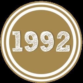 1992 brun