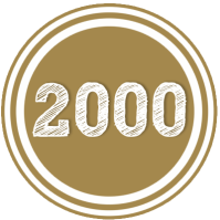 2000 brun
