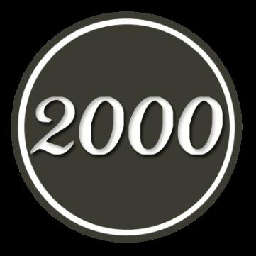 2000 noir