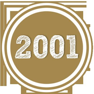 2001 brun