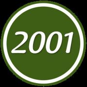 2001 vert