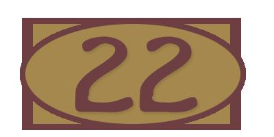 22 be