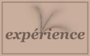 expérience