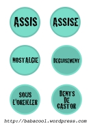 tags turquoise