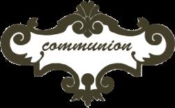 communion vintage