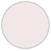 tag rond rose bord gris