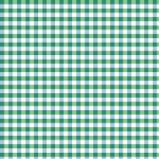 vichy bleu vert