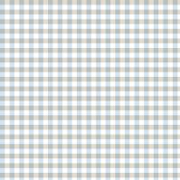 vichy gris bleu beige