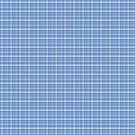 vichy mouchoir bleu