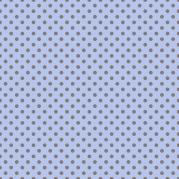 pois brun moyens sur fond bleu