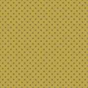 pois moyens bruns fond doré