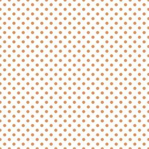 pois moyens orange