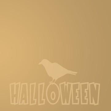 corbeau jaune