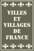 villes et villages de France vert