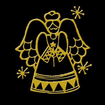 ange doré