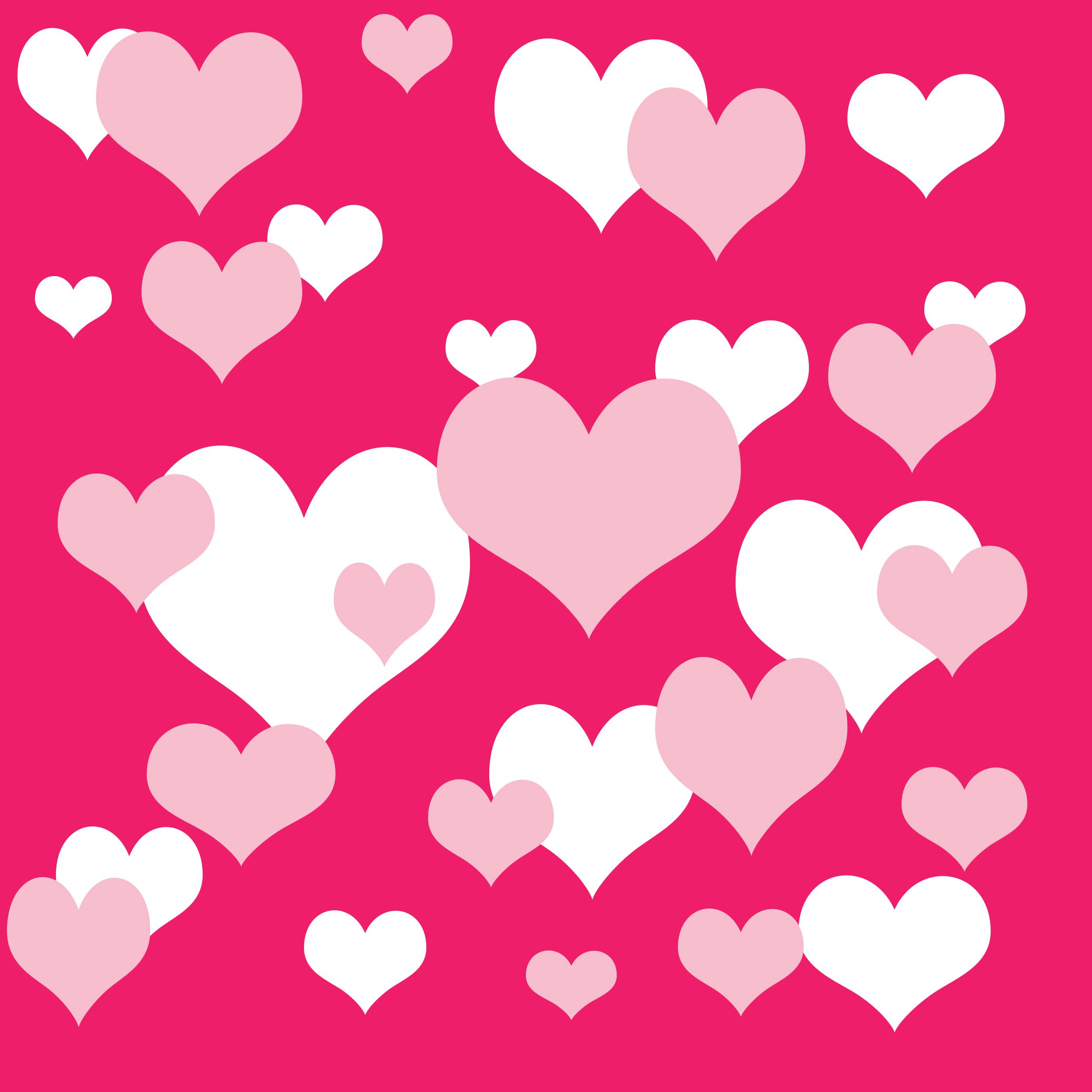 Voici des papiers qui pourront vous servir pour la Saint Valentin ...