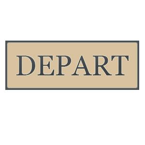 DEPART JAUNE