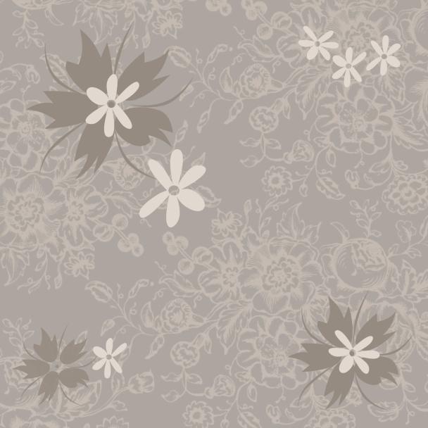 tapisserie beige brun