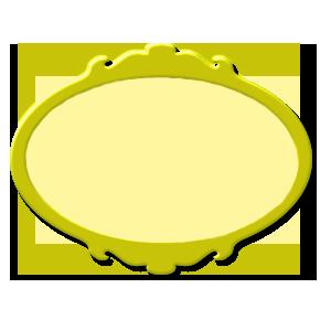 étiquette jaune jaune