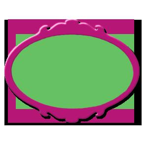 étiquette rouge verte