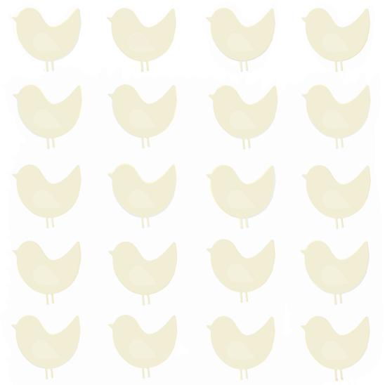 oiseaux verts
