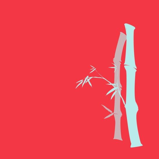 rouge bleu ciel