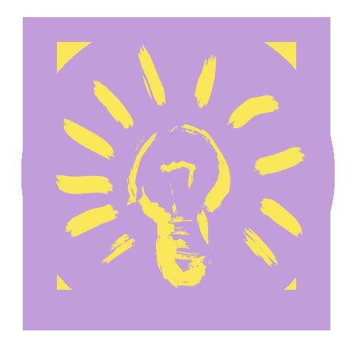 eureka violet jaune