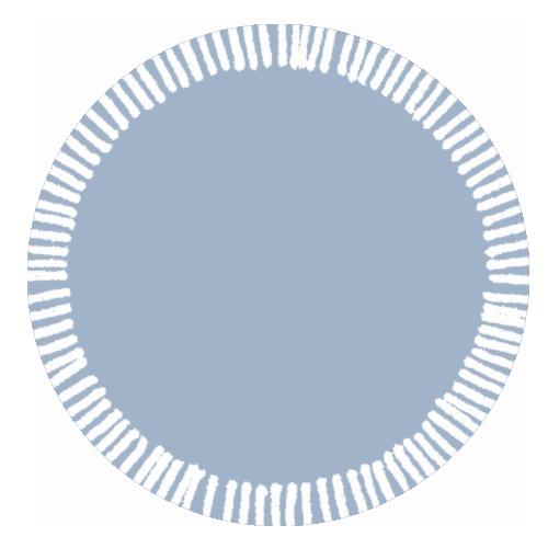 tag bleu ciel blanc