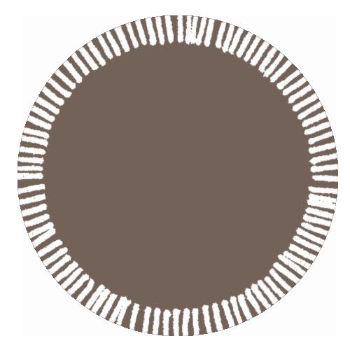tag brun blanc