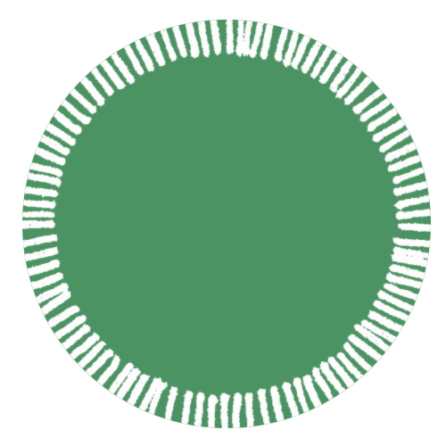 tag vert blanc
