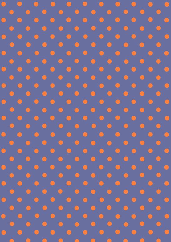 A4 mauve orange