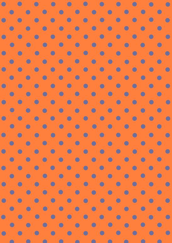 A4 orange mauve