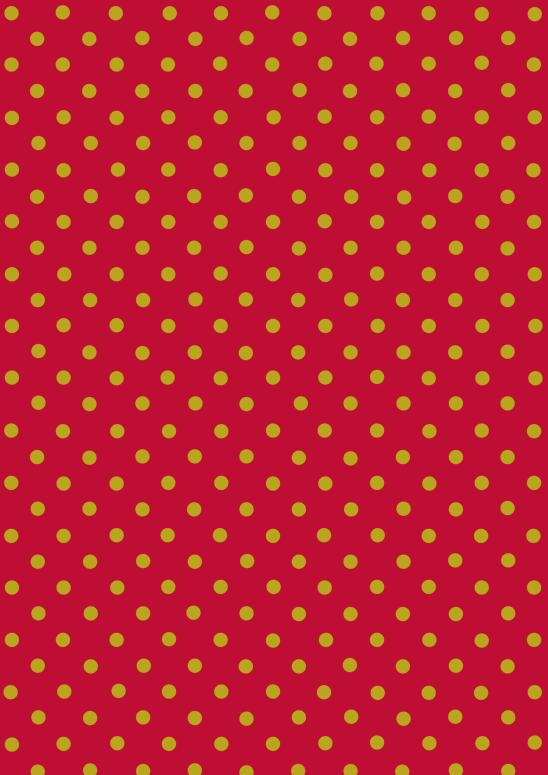 A4 rouge doré