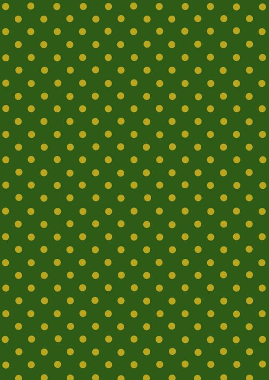 A4 vert doré