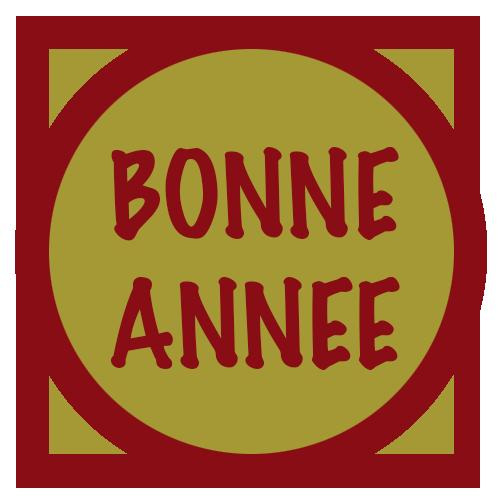 BONNE ANNEE BORDEAUX OR