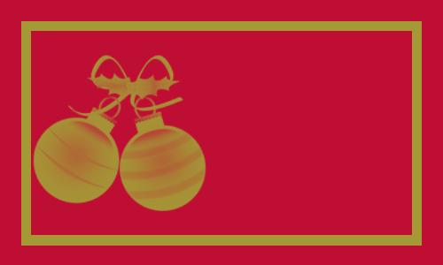 boules or sur rouge