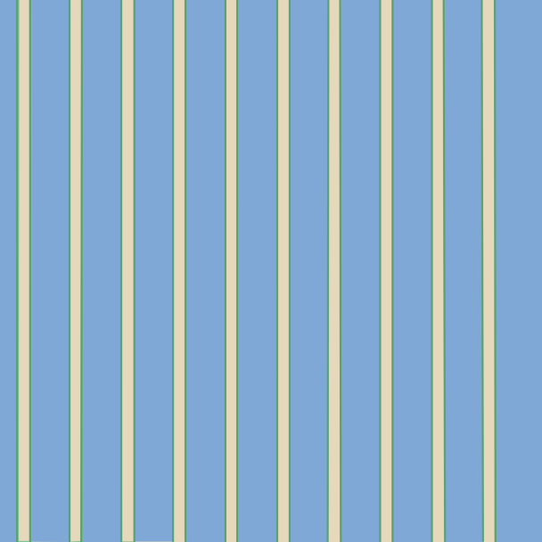 lignes beige sur fond bleu