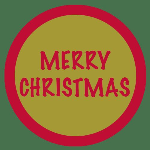 MERRY CHRISTMAS ROUGE BORDEAUX