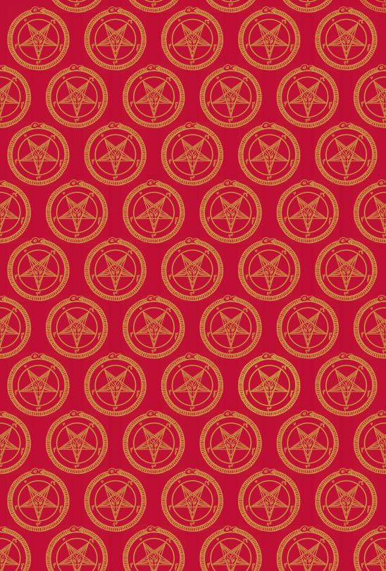 noel rouge et or