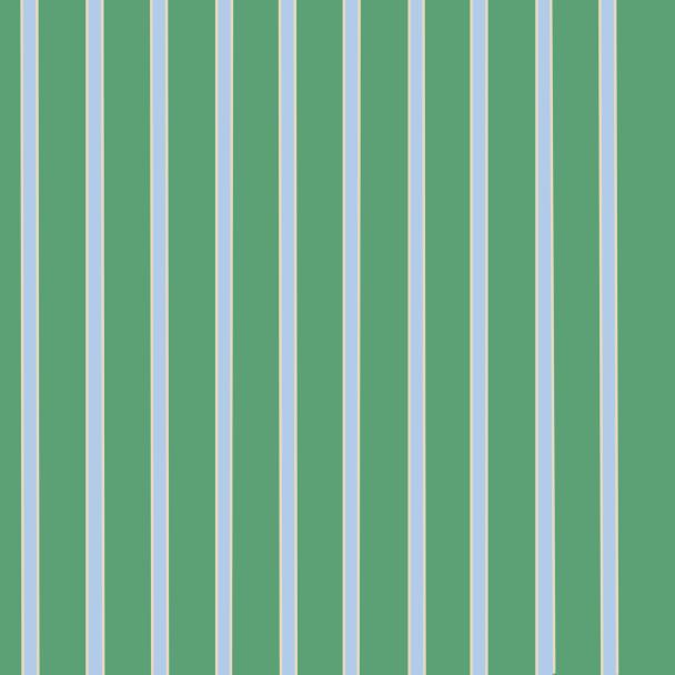 rayures bleues sur fond vert