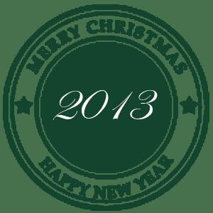 2013 rond vert